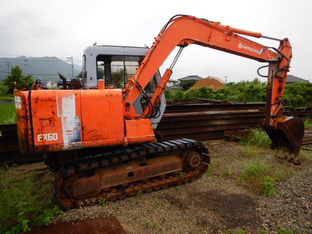 HITACHI EX60-2