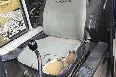 KOMATSU PC120-5